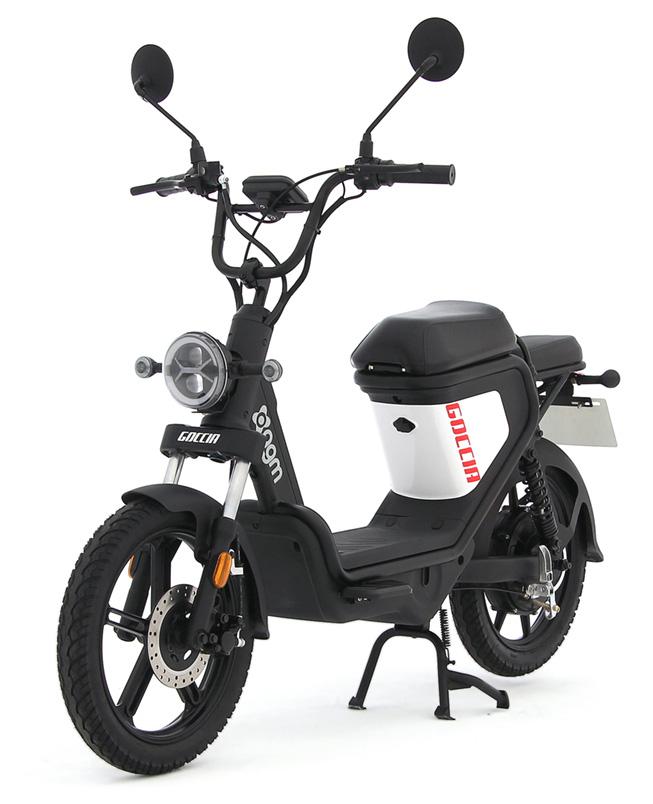 electrische-scooter-zwart