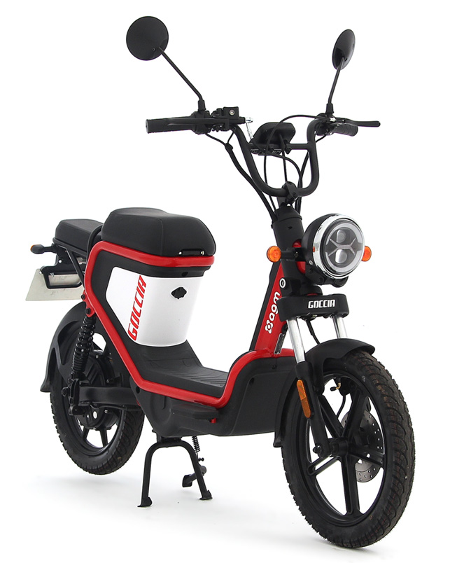 electrische-scooter-rood-goccia